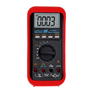 HELLERMANNTYTON MULTIMETER DIGITAL 1000V AC/DC