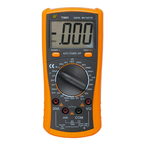 HELLERMANNTYTON MULTIMETER DIGITAL TRANSISTOR