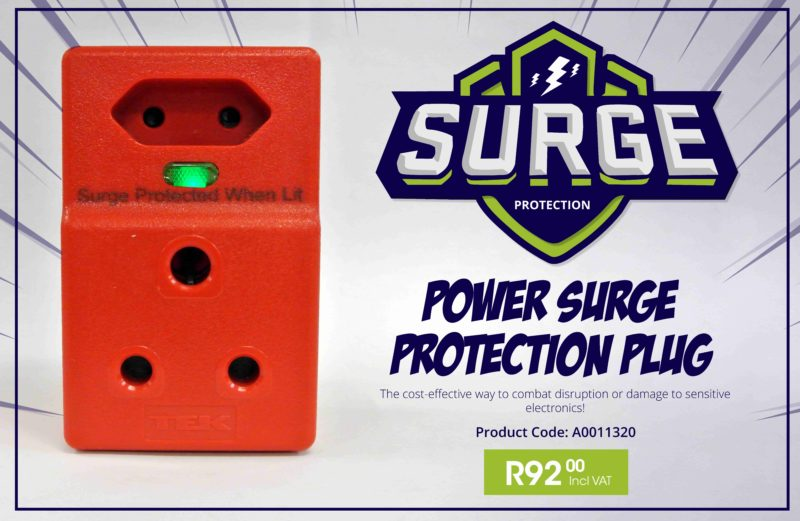 Power Surge Protection Plug National Special