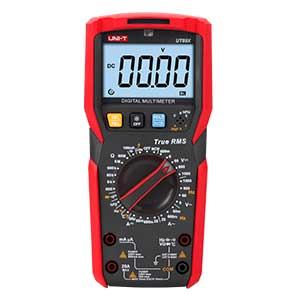 IMPROVED MEASUREMENT WITH NEW DIGITAL MULTIMETER