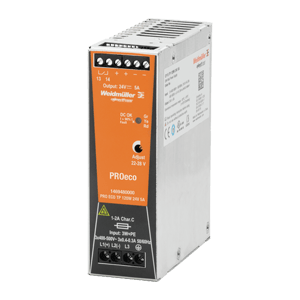 WEIDMULLER POWER SUPPLY 120W 24V DC 5AMP PRO ECO