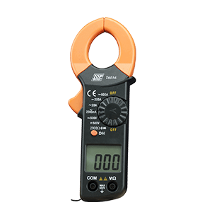 HELLERMANNTYTON CLAMP METER 600A AC T6016
