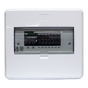 CBI ECONODB 12-WAY PRE- WIRED DISTRIBUTION BOARD