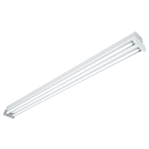 VOLTEX 2x58W VEC-T8 FLUORESCENT CHANNEL FITTING