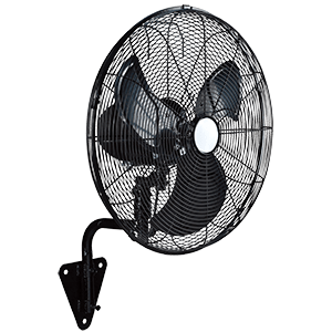 WACO WALL FAN OSCILLATING HI-VELOCITY 50CM