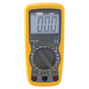 MAJOR TECH HOBBY MULTIMETER