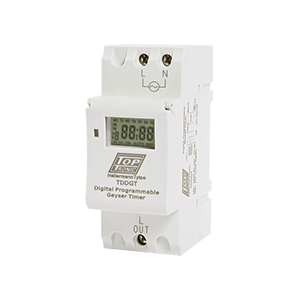HELLERMANNTYTON 7-DAY DIGITAL GEYSER TIMER