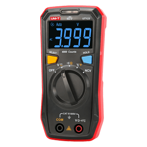 THREE-D HOUSEHOLD MULTIMETER UT123