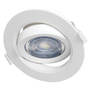 I-LITE 7W DOWNLIGHT + FITTING PL-R-7W