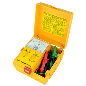 HELLERMANN TYTON TOPTRONIC TESTER EARTH LEAKAGE TEL2S