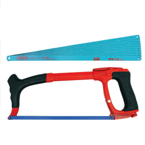 HELLERMANNTYTON 300MM HACKSAW & 32T PRECISION BLADES