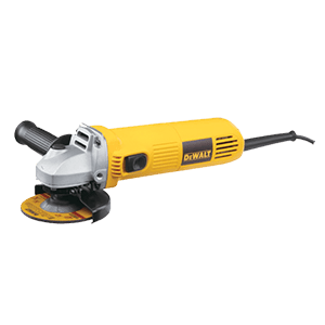 DEWALT ANGLE GRINDER & GRINDING DISC DWE4114-ZA