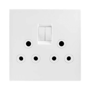 CRABTREETOPAZSWITCHSOCKET+COVERxADOUBLE