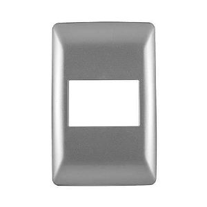 CRABTREE DIAMOND SWITCH COVER PLATE 4X2 3LEVER 10003/612
