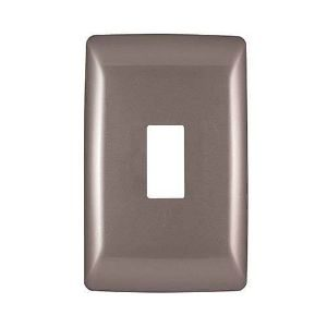 CRABTREE DIAMOND SWITCH COVER PLATE 4X2 1LEVER VERTICAL 10001/651