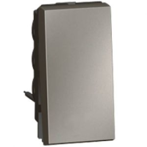 LEGRAND ARTEOR SWITCH MODULE 20A 2WAY MAGNESIUM 572510