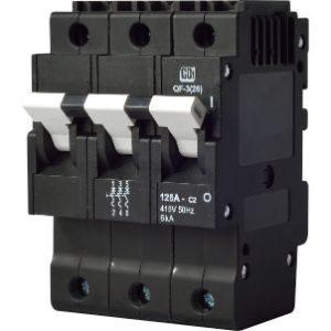 CBI MINIATURE CIRCUIT BREAKER 80A 3POLE 6KA CURVE-2 QFE38280
