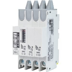 CBI ELOLEC KILOWATT-HOUR METER 80A 3POLE+NEUTRAL EC330CD