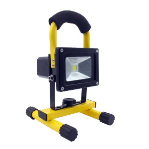 WACO LED WORKLIGHT RECHARGABLE PORTABLE 10W