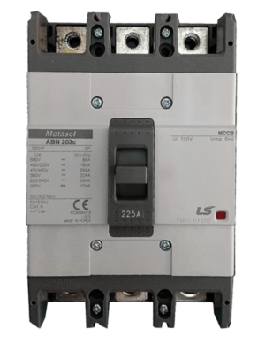 LS MOULDED CASE CIRCUIT BREAKER 125A 3POLE 26KA FIXED MAGNETIC  137005400