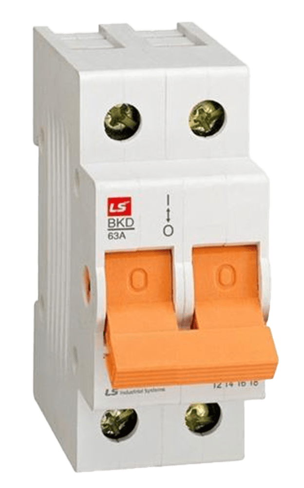 LS ROGY ISOLATOR 40A 2POLE 06120947V0