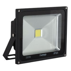 BRIGHTSTAR ALUMINIU LED FLOODLIGHT 20W FL041 BLACK