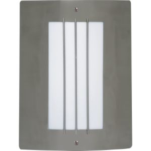 WACO WALL FITTING E27 STAINLESS STEEL JL 1