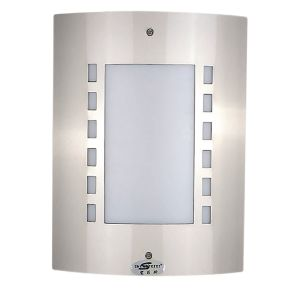 WACO WALL FITTING E27 STAINLESS STEEL JL4