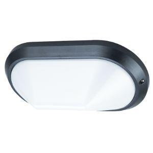 BRIGHTSTAR PLASTIC BULKHEAD 60W E27 BH113 BLACK