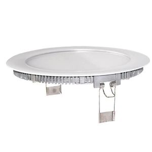 MESMERIZE DOWNLIGHT SLIM PANEL ROUND LED 12W 6000K DAYLIGHT NON-DIM 960LM