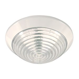 BRIGHTSTAR CEILING FITTING 15W E27 CLEAR BH066