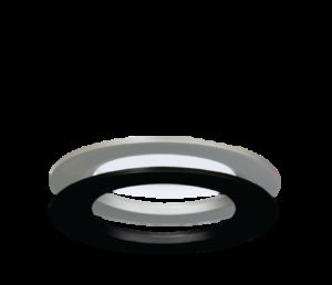 MESMERIZE DOWNLIGHT HALO 10W BLACK TRIM/BEZEL