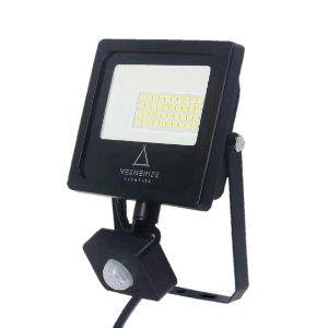 MESMERIZE FLOODLIGHT LED MOTION SENSOR 20W 6500K DAYLIGHT 1800LM IP65